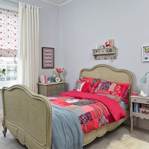 Pretty-patchwork--bold-and-beautiful-bedroom--PHOTOGALLERY--Style-at-Home--Housetohome