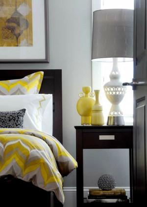 black-yellow-bedroom-color-combinations