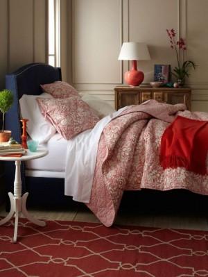 coral-bedroom-design