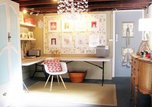 ecclectic-home-office-decor-sydney