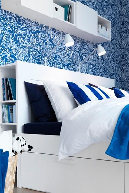 Дизайн малогабаритной спальни
