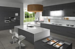 reflective-gray-kitchen