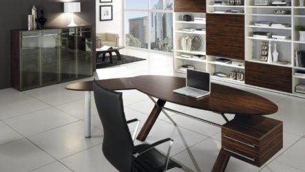Дизайн кабинета руководителя. Какой он?