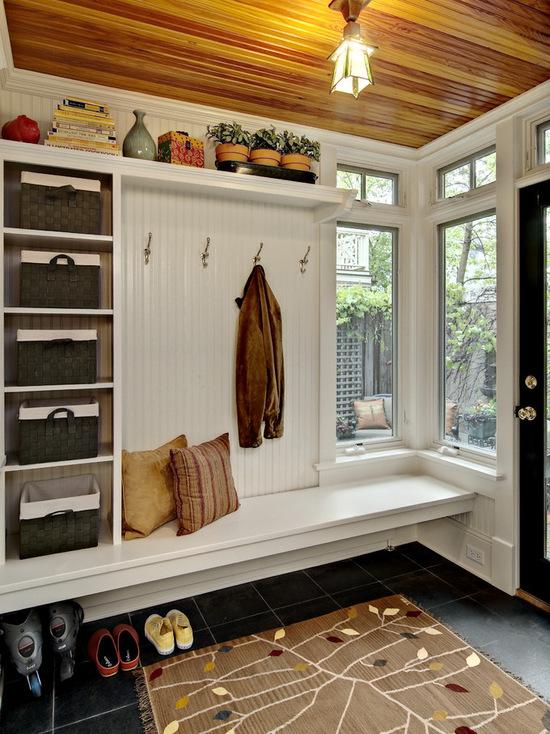 хранение вещей и обуви в коридоре