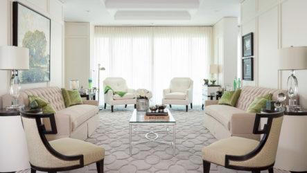 Планировочные нюансы гостиной