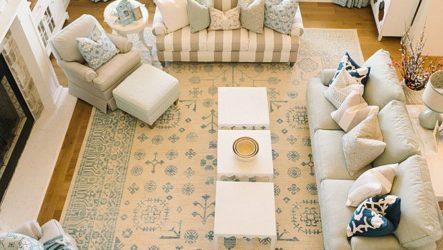 Мягкая мебель в интерьере вашего дома