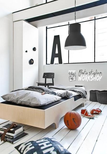 комната подростка