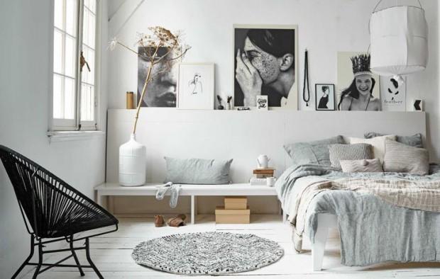 Идея дизайна спальни