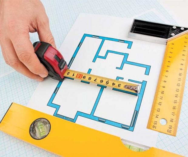 Согласованием перепланировки лучше начать заниматься на начальном этапе ремонтных работ.