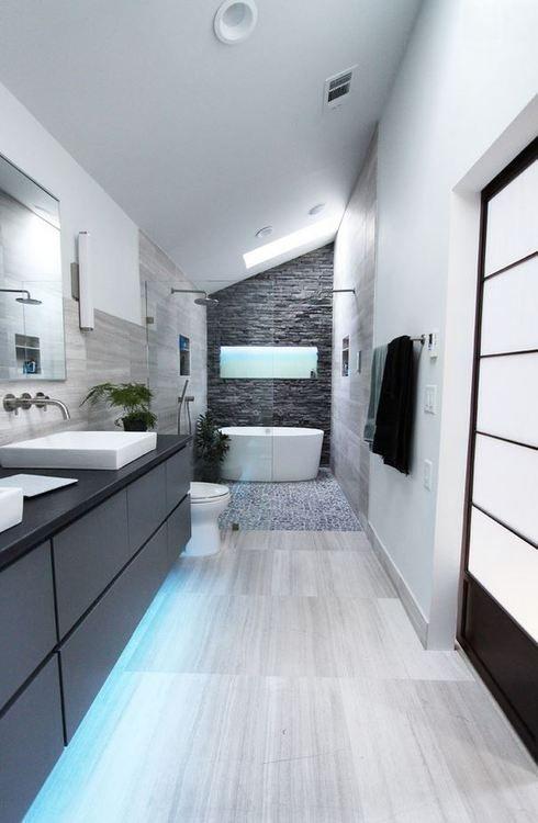 Дизайн ванной комнаты 12 квм 2017 современные идеи