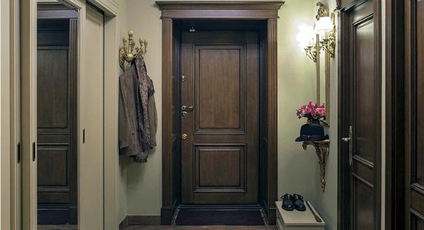 Декор дверного проема