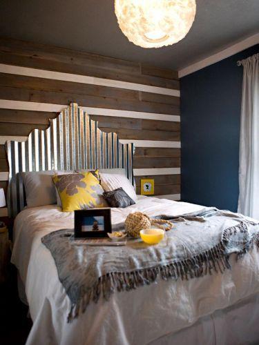 Как сделать декор кровати 25