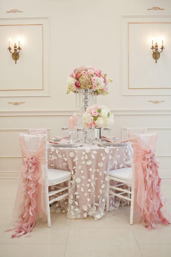 Свадебный декор для дома