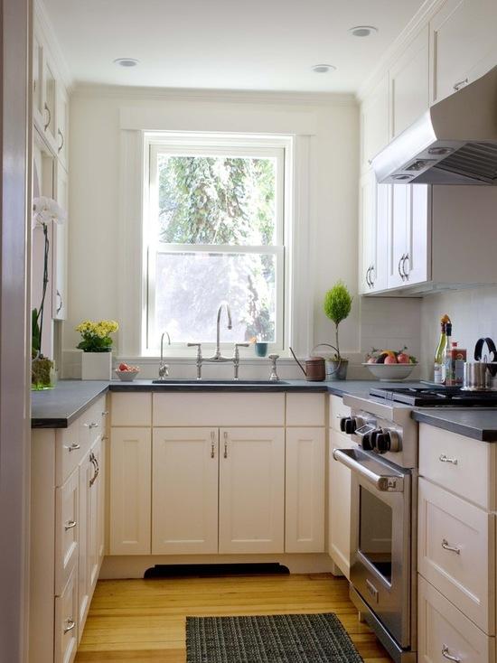 Максимально использование высоты кухни