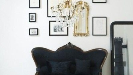 Стилистические особенности оформления гостиной в стиле барокко