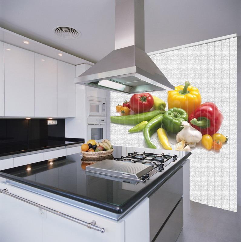 Кухня идеи дизайна в деревянном доме 5