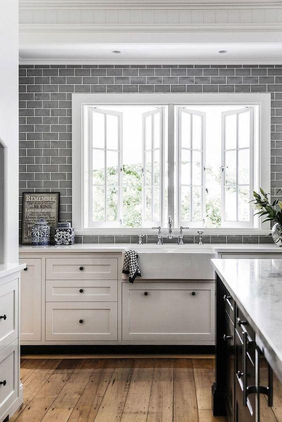 Декор кухонного окна