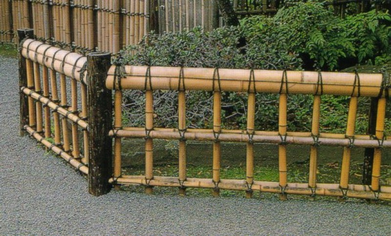 Дешевая ограда своими руками