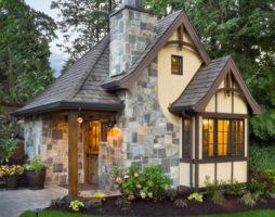 Несколько идей по преображению фасада дома
