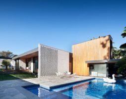 Проект реконструкции одноэтажного дома