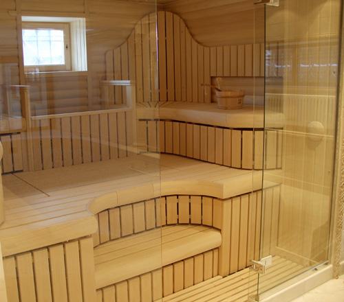 отделки бани внутри
