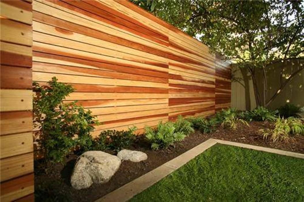 обязательно слышали деревянные заборы дизайн фото значит, что