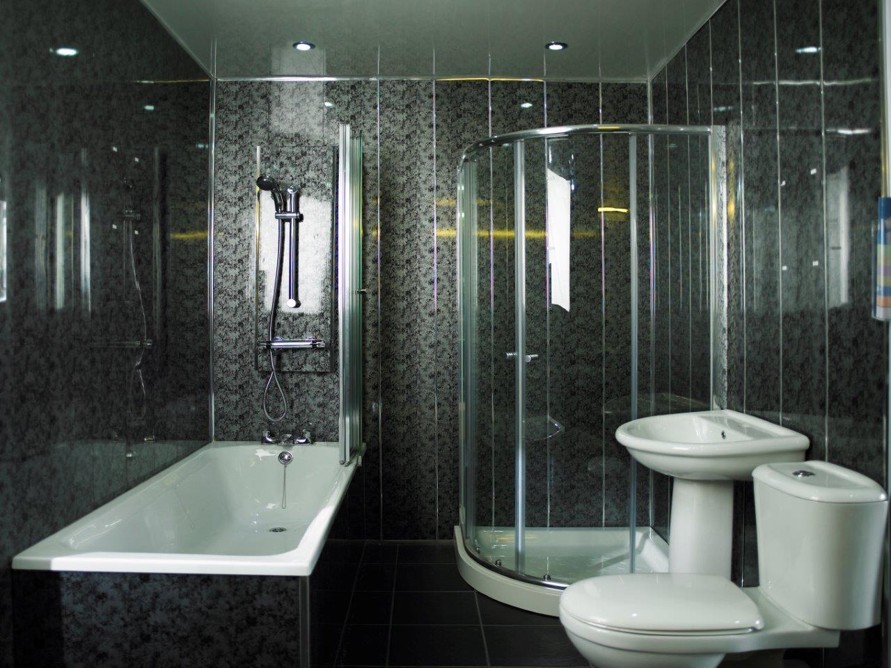 Дизайн маленькой ванной комнаты - 70 фото интерьеров, идеи ...