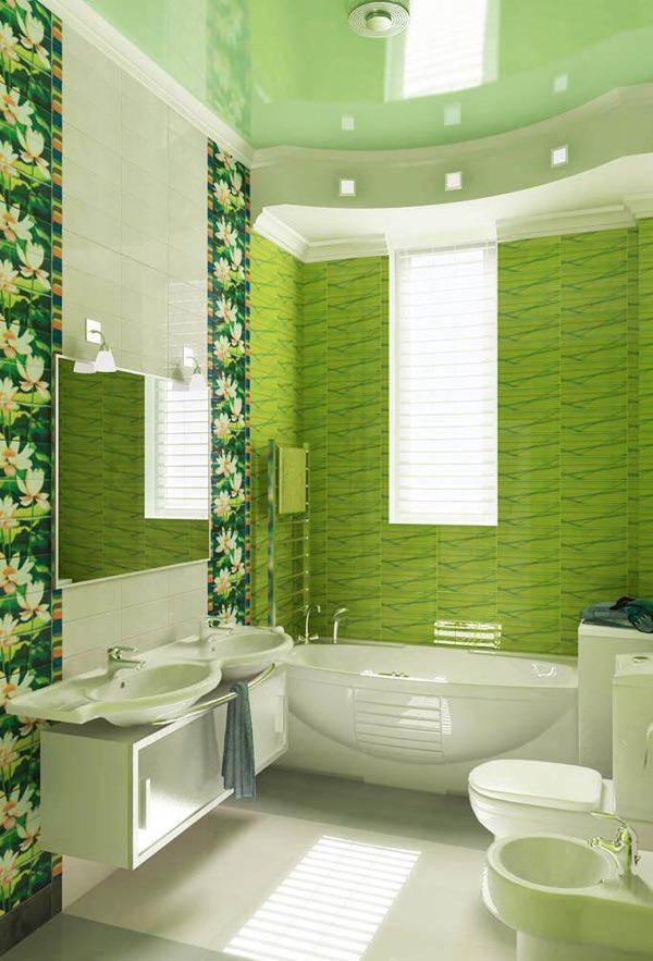 ванная комната пластиковые панели фото дизайн
