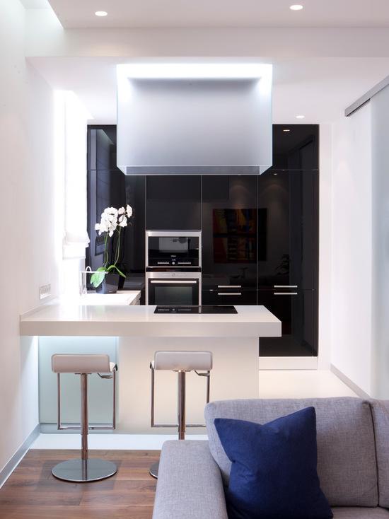 кухонный гарнитур для маленькой кухни