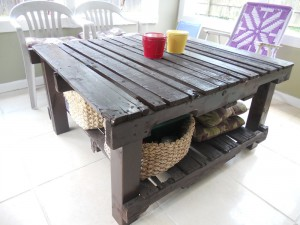 100 Ideas For Making Beautiful Furniture From Upcycled Pallets