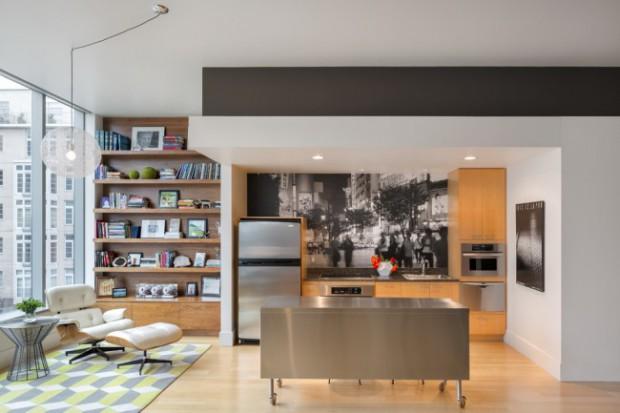 фотообои на кухне