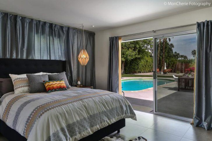 Спальня на ранчо