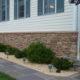 Варианты облицовки цокольной части домов и зданий разными материалами
