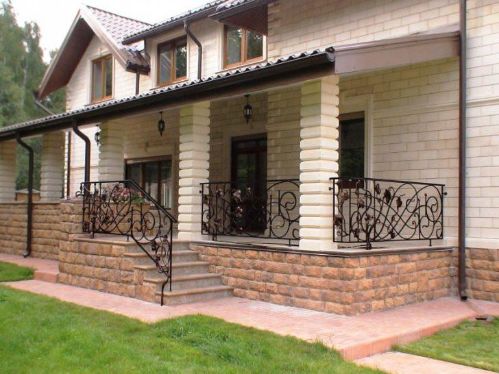 веранда, пристроенная к дому