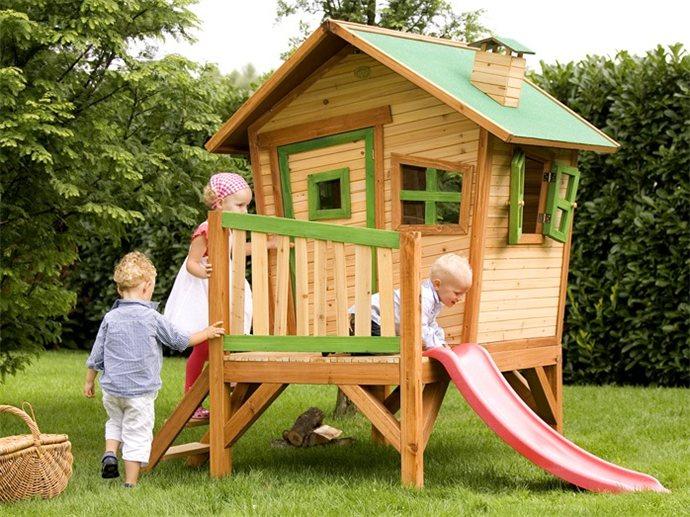 детский игровой домик для дачи