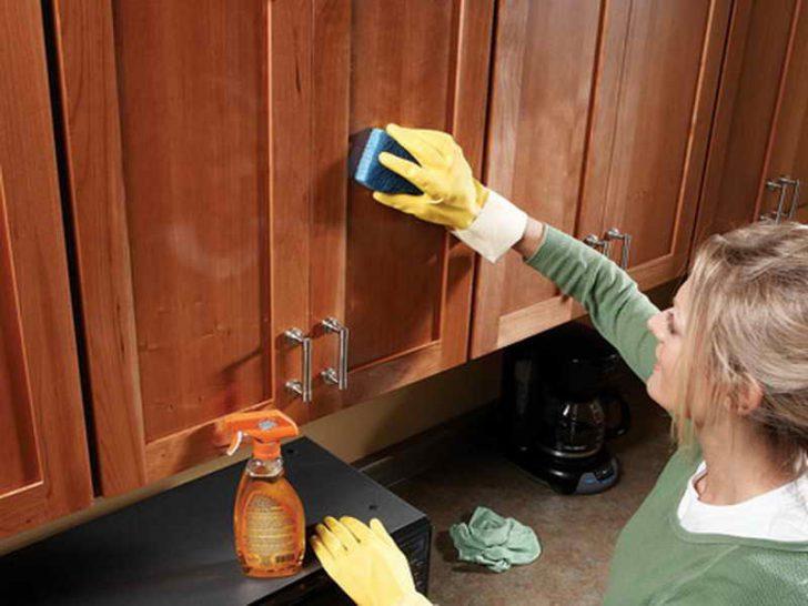 Чем мыть мебель из мдф