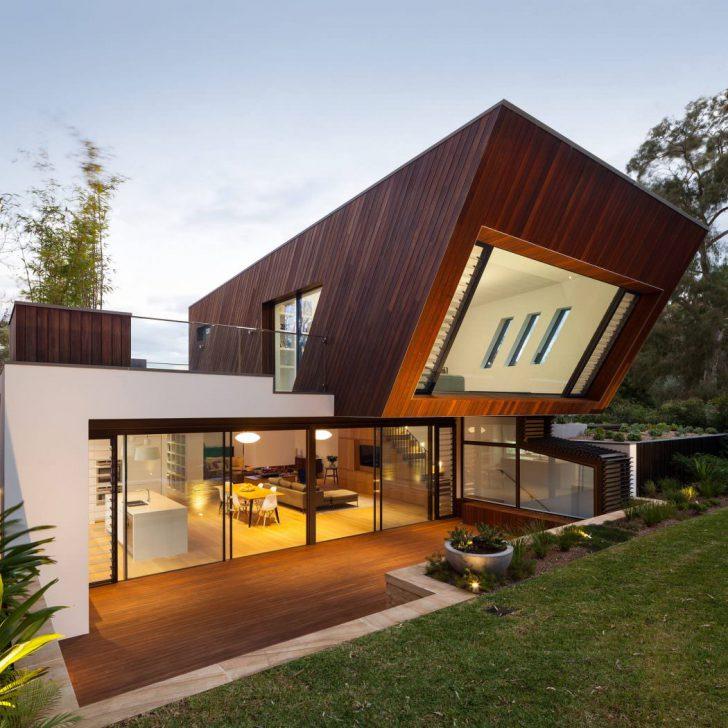 Eco-dom: vihid na terrasu iz spalni