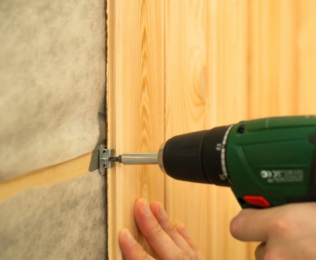 Установка панелей мдф на стену своими руками