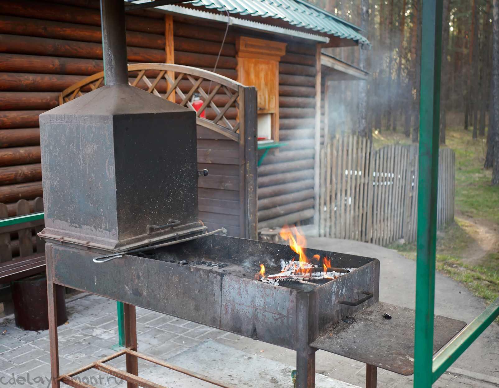 Сделать мангал своими руками металла