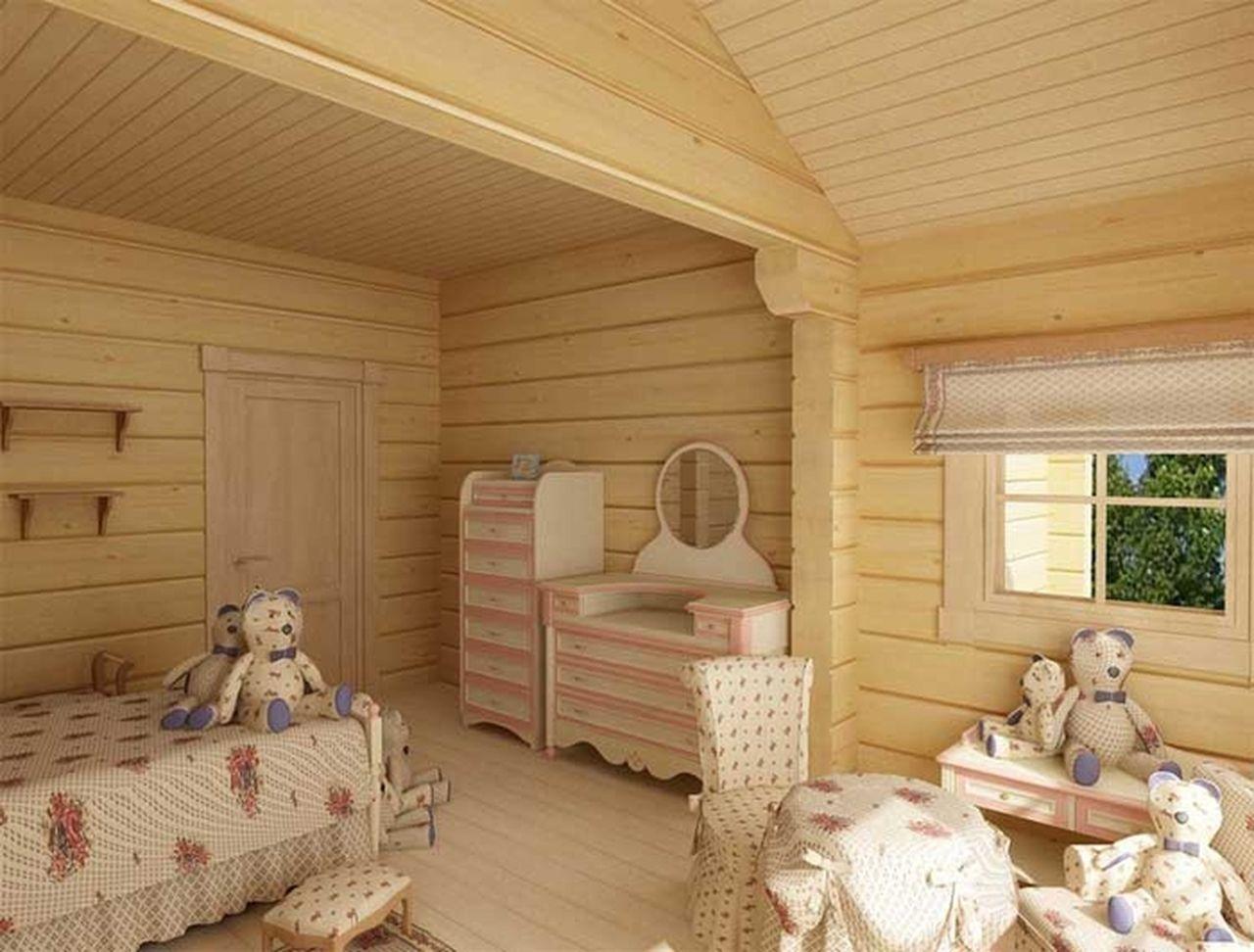 ремонт в деревянном доме своими руками фото