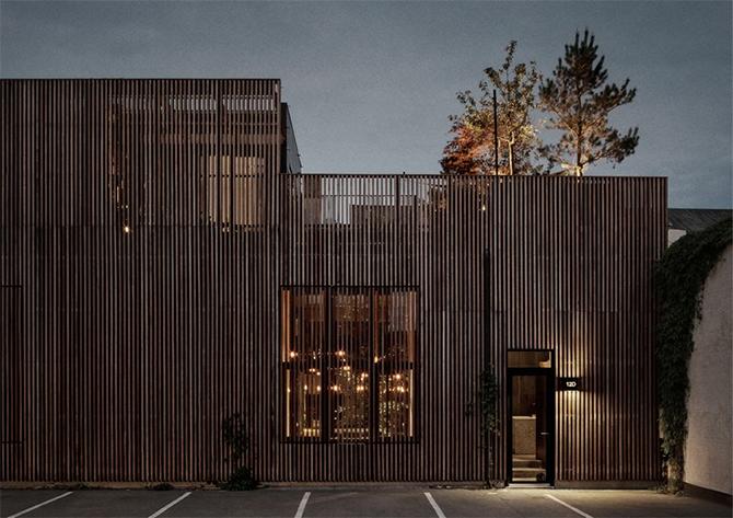 Лофт проект жилого дома