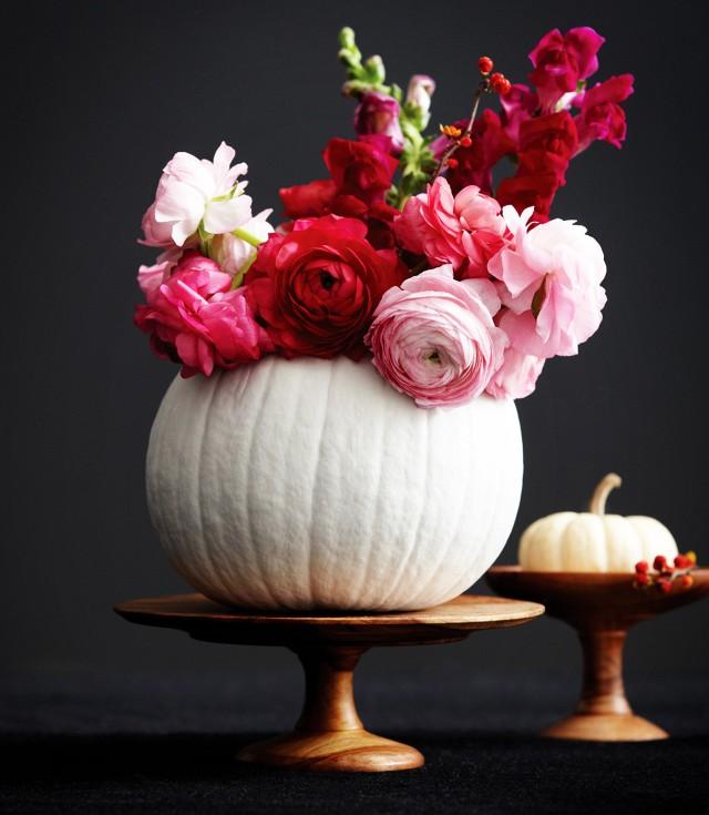001-5 Осенние поделки из тыквы своими руками: 12 красивых и оригинальных поделок из тыквы для детского сада и школы