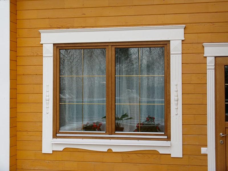 Как сделать своими руками обналичники на окна