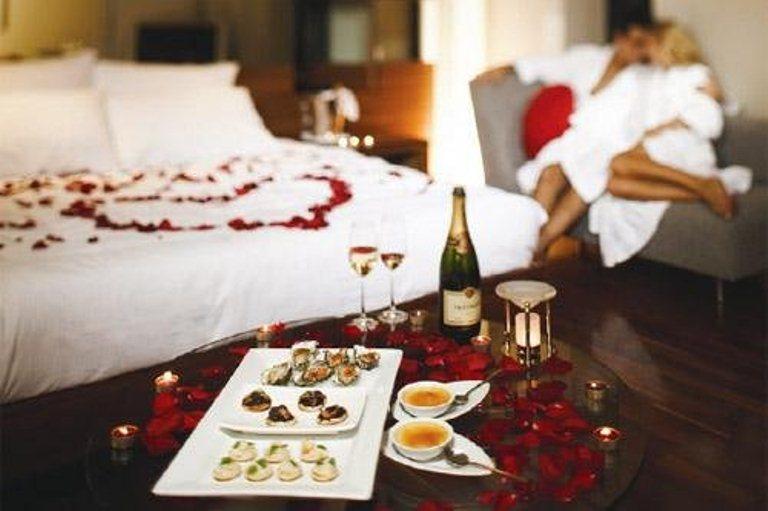 Как сделать романтический вечер для девушки домашнее 112