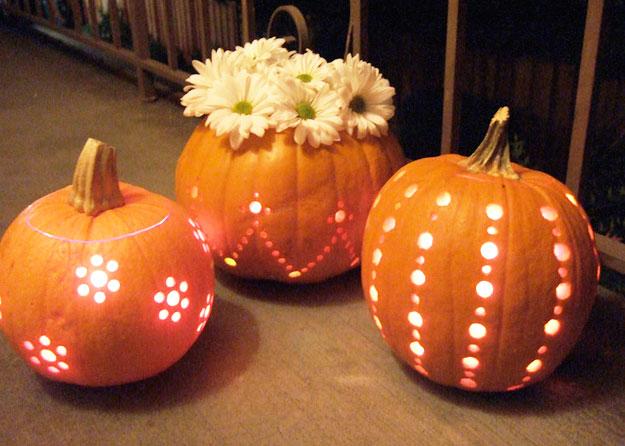 35-9 Осенние поделки из тыквы своими руками: 12 красивых и оригинальных поделок из тыквы для детского сада и школы