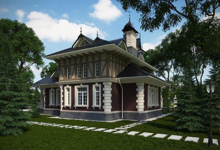 фасады и крыши