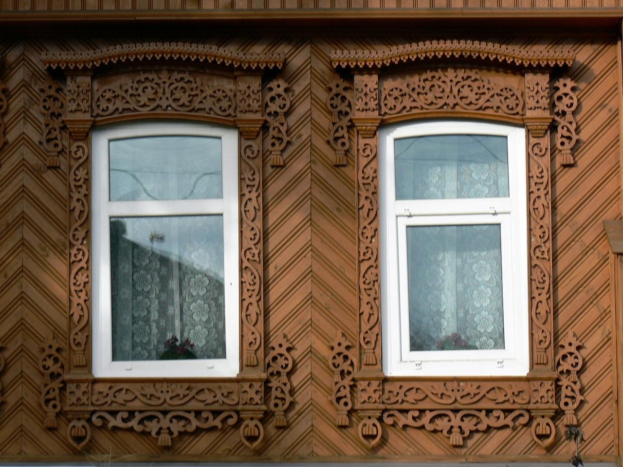 Наличники на деревянный дом картинки