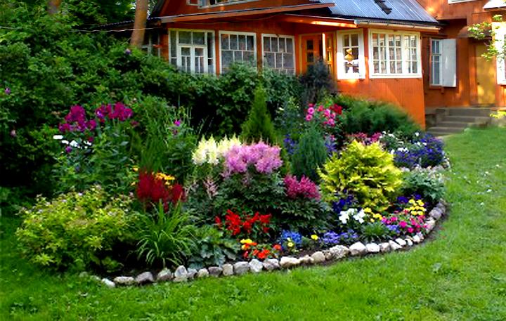 Полки фото под цветы дома