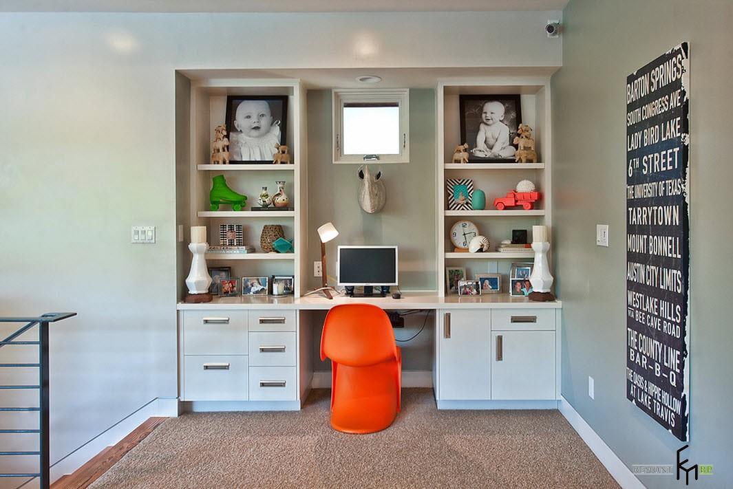 100 лучших идей: письменный стол для школьника на фото.