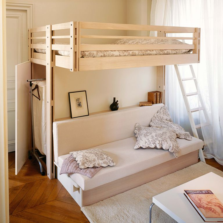 Фото детских двухъярусных кроватей для мальчиков